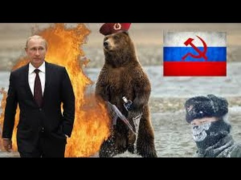 A NORMAL DAY IN RUSSIA