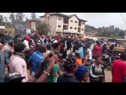 strike action in  bamenda cameroon