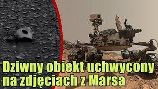 Na zdjęciach z Marsa widać potencjalny relikt technicznej cywilizacji