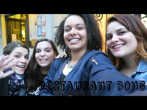 Restaurants coréens #5 - Bong (Paris 15)
