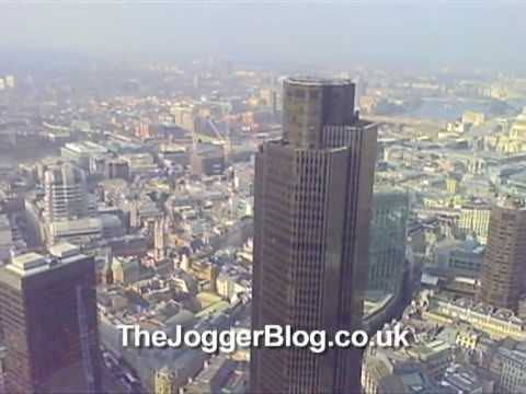 TheJoggerBlog Heron Tower