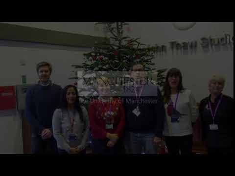 Martin Harris Centre Christmas greeting 2017
