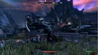 Skyrim - 56 (Главный квест - Драконоборец)(Заканчиваем проходить основную сюжетную линию, делаем квест