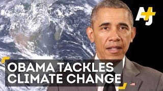 Obama Gets Aggressive On Climate Change With Clean Power Plan, GOP Gets Mad