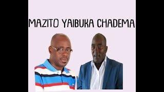 CHADEMA MAMBO YAMEANZA KUHARIBIKA