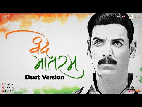 Vande Mataram | Duet Version | Sonu Nigam | Ekta Kapoor | RAW | John A | Mouni R | Jackie S Mp3