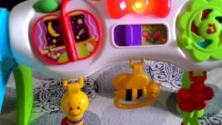 Обзор на детский Музыкальный турничок BabyGo