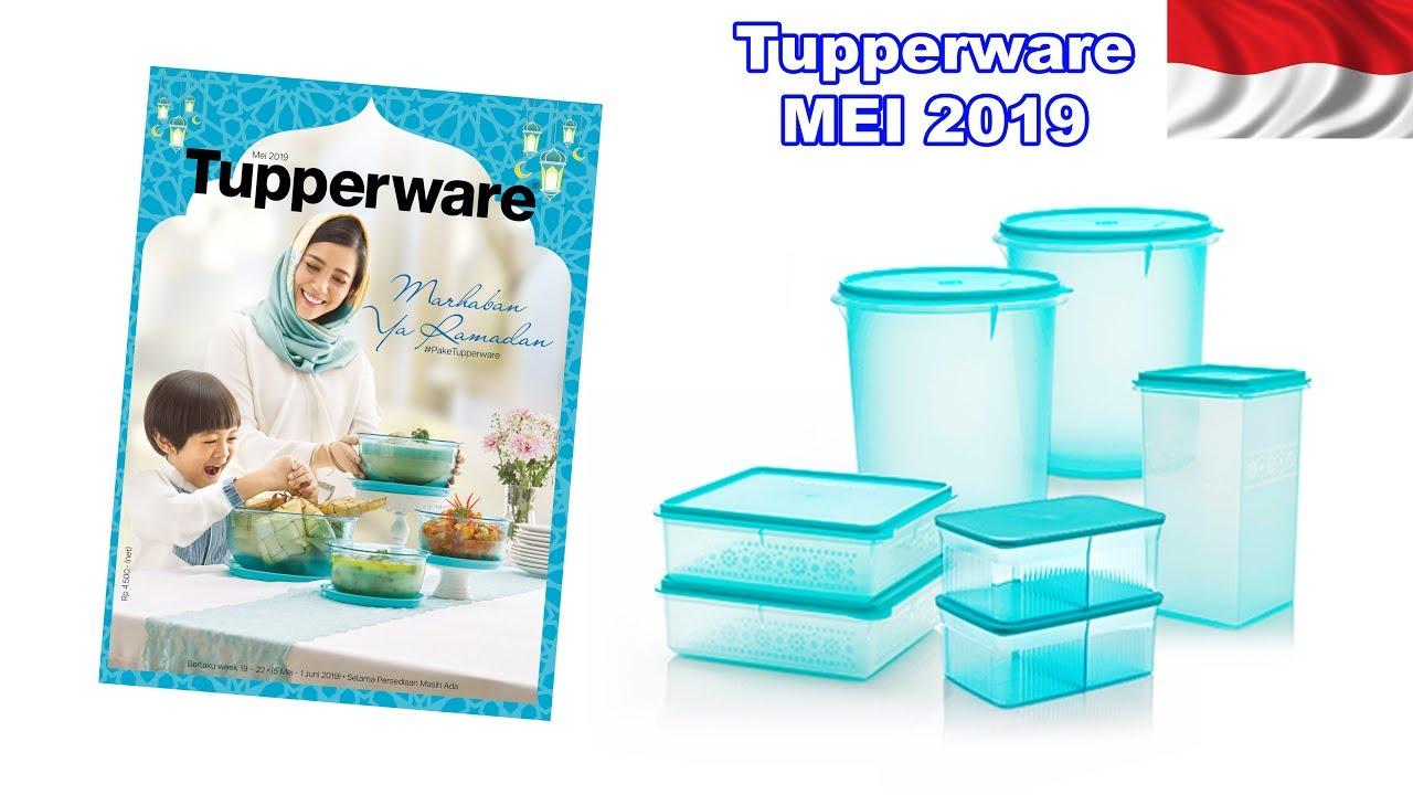 Promo Tupperware Bulan Agustus 2019