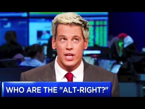 Milo Yiannopoulos Doesn't Know What He's Talking About