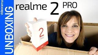 Download Video Realme 2 Pro unboxing -más GUERRA en los 200$- MP3 3GP MP4