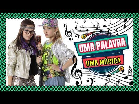 UMA PALAVRA, UMA MÚSICA (C1R)
