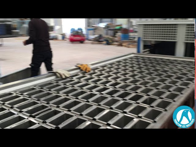 (3Ton/day) BLOCK ICE MACHINE FOR NIGERIA