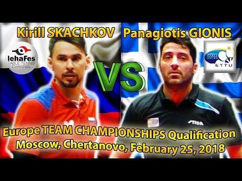WORLD GAME! SKACHKOV - GIONIS!!!