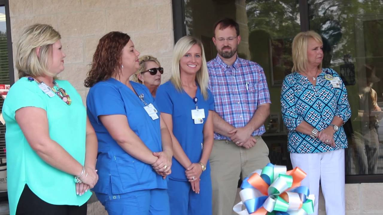 Grand Opening of Southeast Pediatrics in Whiteville, NC