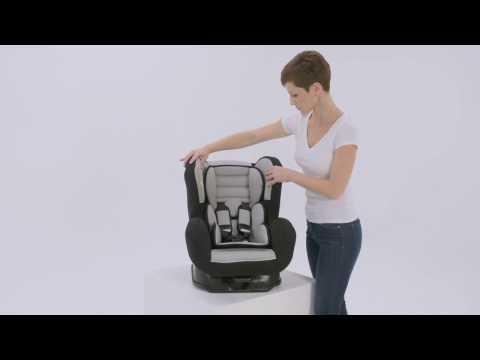 Siège-Auto COSMO - MyCarsit - Groupe 0+/1 - Vidéo d'installation