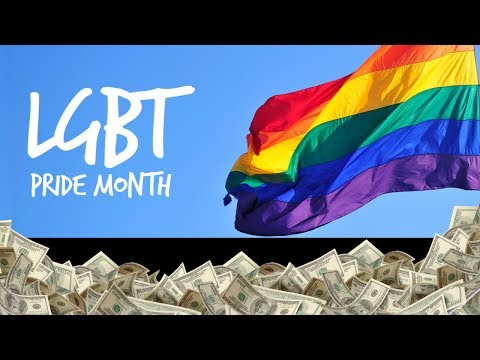 PRIDE MONTH IS GAY 🌈 (AND A SCAM)