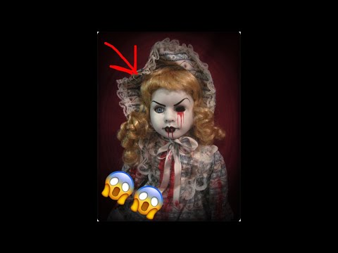 TOMS HAUNTED DOLL IS MISSING!! 😱😱