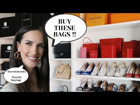 TOP 5 LUXURY HANDBAGS