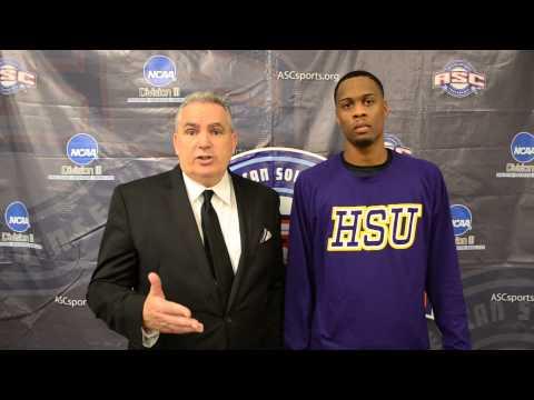ASC MBK Championship: HSU Derrick Jefferson, Cocah Craig Carse