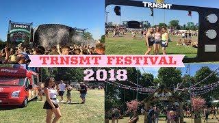 TRNSMT 2018 Weekend Vlog - Arctic Monkeys, Gerry Cinnamon, Stereophonics + more