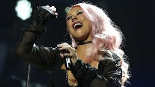 Christina Aguilera - Ain't No Other Man (High Note LIVE Compilation) [2016-2018]