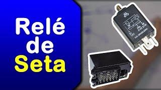 Relé de Seta | Como Testar e Como Funciona