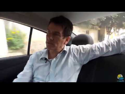 Tv Búzios entrevista prefeito André Granado
