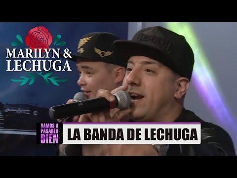 LA BANDA DE LECHUGA (Recital en Vivo en Cronica TV)