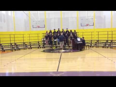 Stony Brook Middle School Choir competition