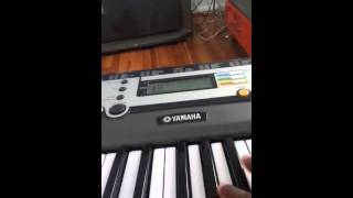How to play the boondocks on piano 2