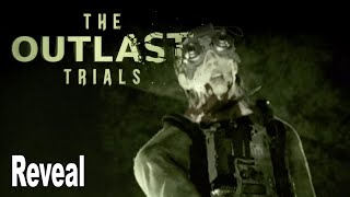 The Outlast Trials - Reveal Trailer [HD 1080P]