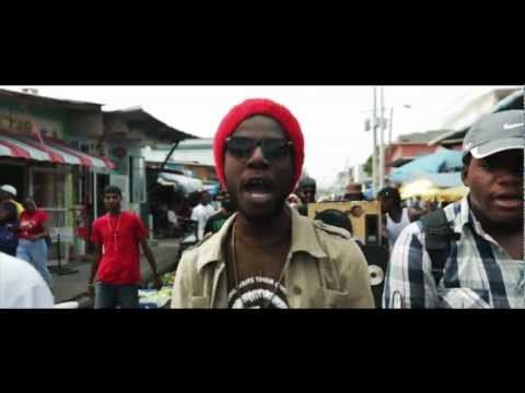 Chronixx - Behind Curtain (Official Music Video HD)