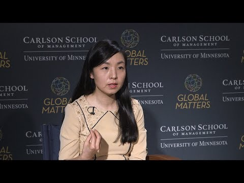 Doreen Wang: Disruptive Brands vs. Heritage Brands - Global Matters