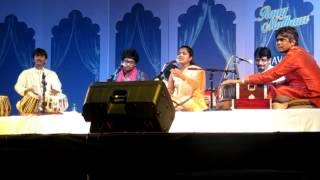 Akshara Mohan Singing Bhini... Bhini....