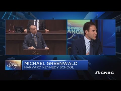 Michael Greenwald on U.S.-Saudi Arabia tensions