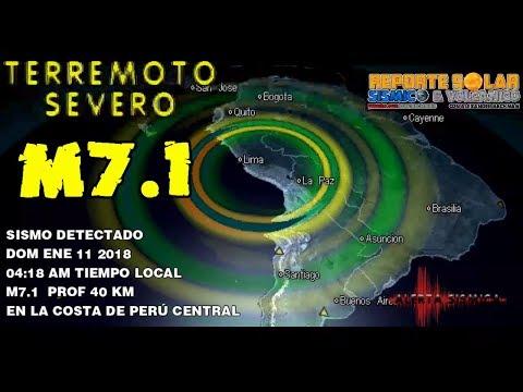 LUCES EN EL CIELO - COSTA RICA - PERU- MYANMAR - TEMBLO DONDE DIJO ALEX - ENE 16 2017