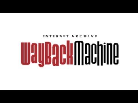 Как посмотреть старые сайты