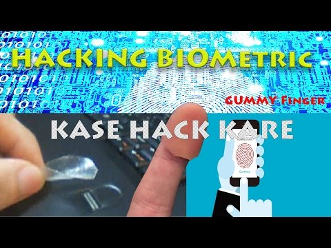 Hacking Fingerprint Scanner: Replicating Fingerprint for Biometrics