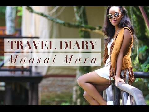 Maasai Mara Travel Diary | This Is Ess