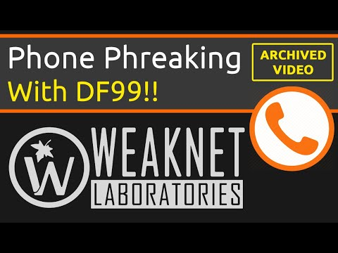 Phone phreaking with DF99!!!!!