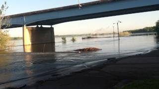 6/13/2011 Missouri River Update from Bismarck, North Dakota