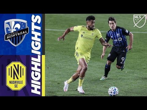 Montreal Impact Nashville SC Goals And Highlights