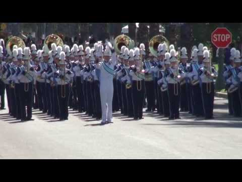 Crescenta Valley HS - Chicago Tribune - 2014 Loara Band Review