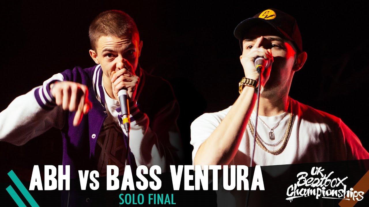 Download ABH vs Bass Ventura | Solo Final | 2019 UK Beatbox Championships