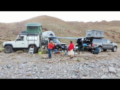 MOROCCO 4X4 2015: BOUCLE DJEBEL SIROUA Part 1
