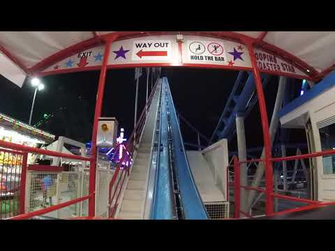 Cyprus - Agia Napa, luna park and American Hill. Some fun video with emotions