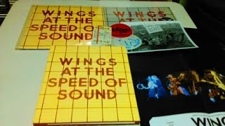 Paul McCartney - Wings At The Speed Of Sound Archive Collection Unboxing