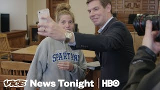Eric Swalwell Is Trying Real Hard To Stay In The 2020 Race (HBO)