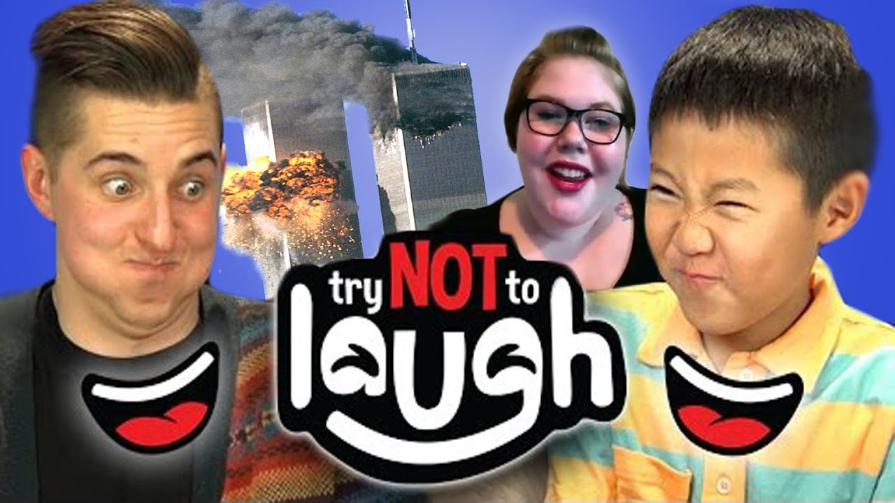 Try Not Laugh 6 React