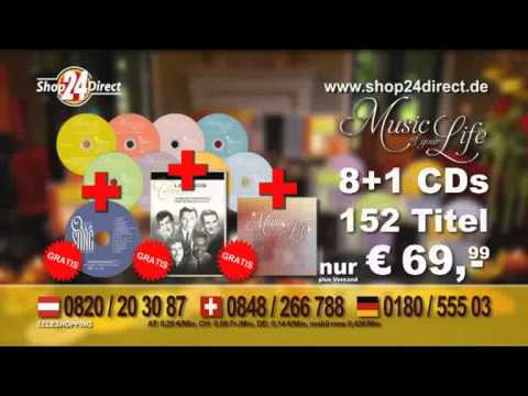 Music Of Your Life-Shop24Direct